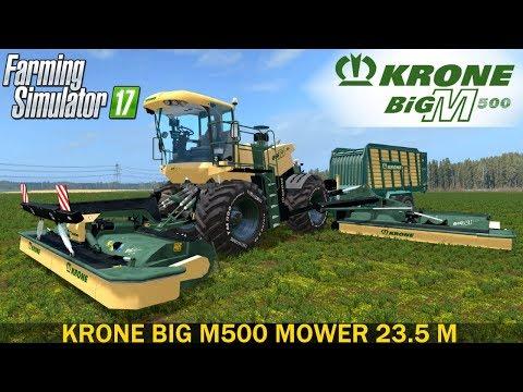FS17 Krone BigM500 Wide v7.0