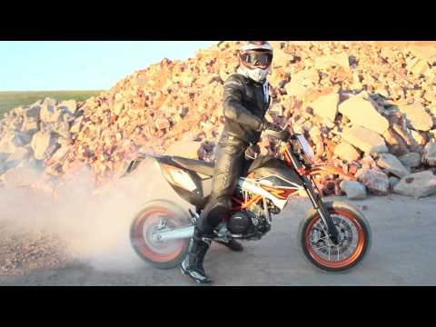Supermoto - Industrial Revolution