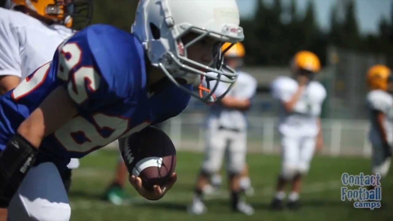 Contact Football Camps - Video
