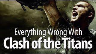 Nonton Everything Wrong With Clash Of The Titans  2010  Film Subtitle Indonesia Streaming Movie Download