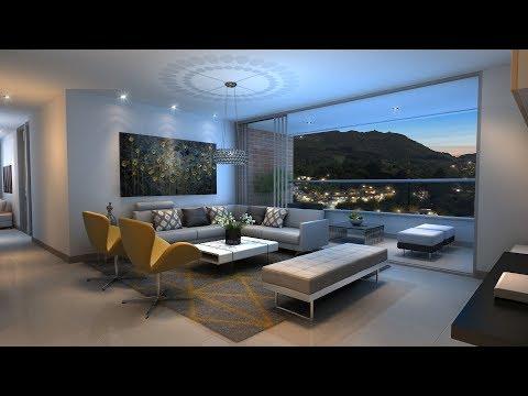 PRADOALTO - Venta de Apartamento de 130 m² en Envigado - Loma los mesa - Segunda Etapa