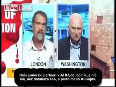 Sýrie - válka podvodu, Ken O Keefe na Press TV