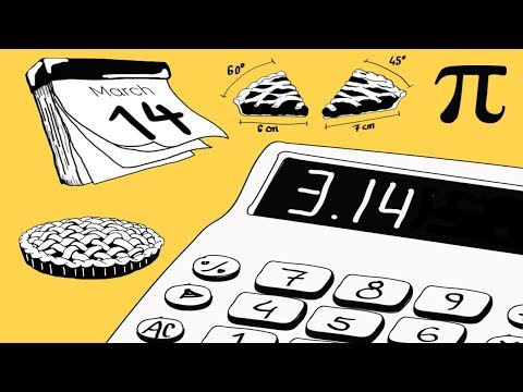 Pi 🎂 – a Quick Guide to the Most Delicious of All Numbers | Maths is All Around Us