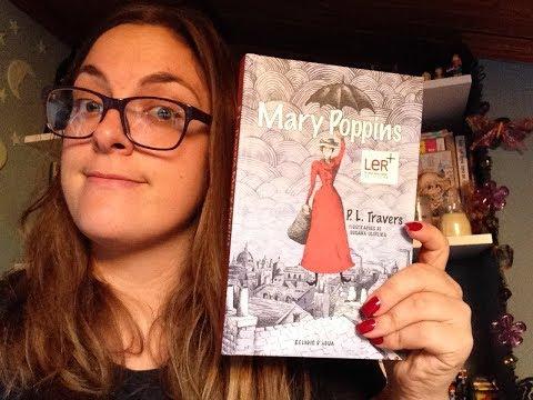 Opinião | Mary Poppins de P.L. Travers