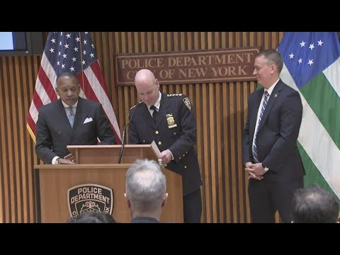 NYPD News Conference On Killing Of Frank Cali