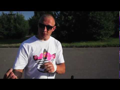 TOYBIKE - Забалуев Фёдор - HowTo Foot Jam Whip (видео)