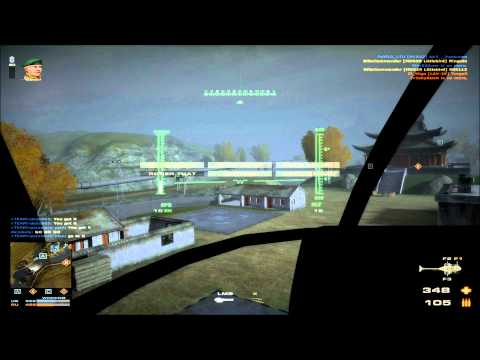 Battlefield Play4Free LittleBird Domination 72/0