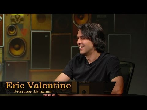 Producer Eric Valentine – Pensado's Place #141