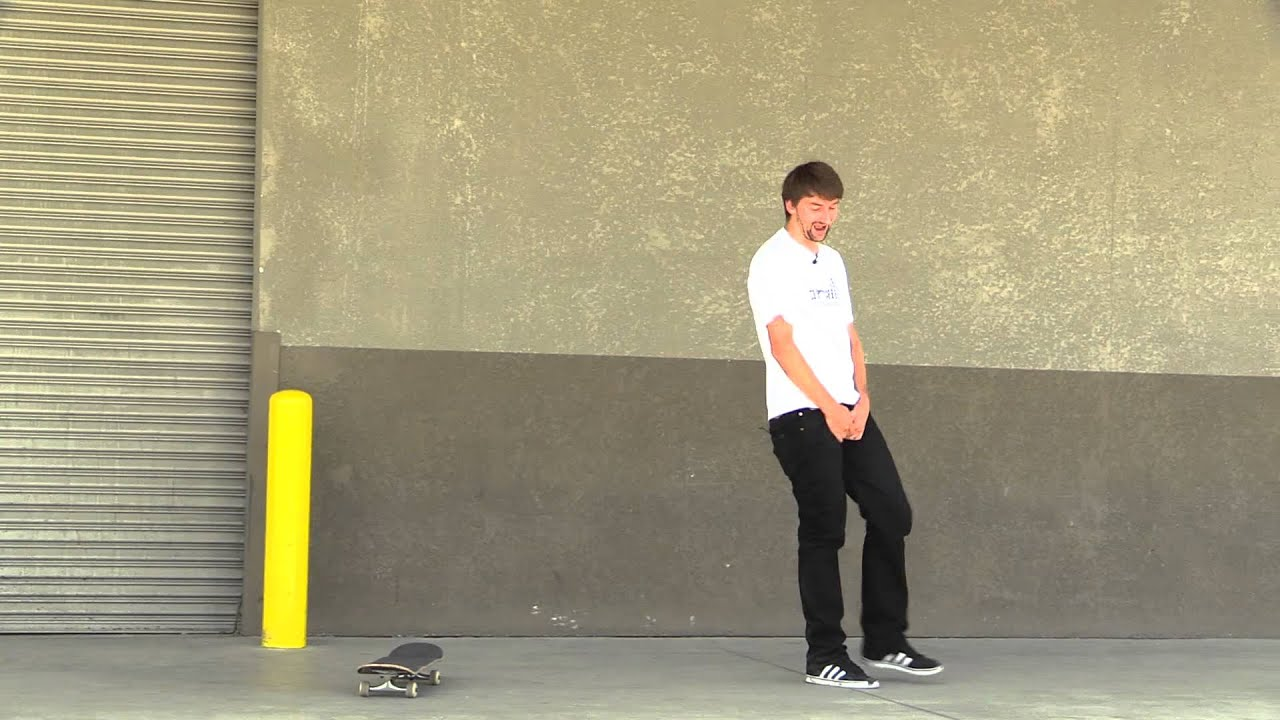 TODAY I LEARNED HALFCAB HEELFLIPS