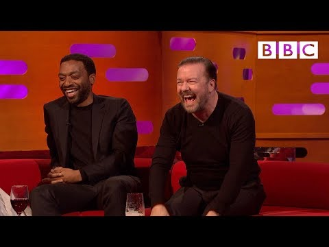 When Ricky Gervais met David Bowie! - BBC The Graham Norton Show