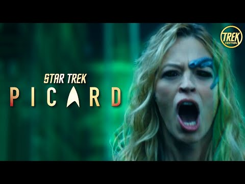 SEVEN is a BORG QUEEN? - Star Trek Picard - Episode 8 Preview & Speculation