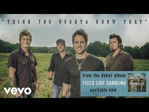 Parmalee – Think You Oughta Know That (Audio)