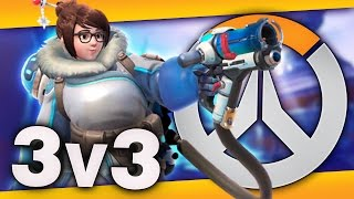 Overwatch 3v3! Duncan joins me to check out this awesome new game mode. Who do you think works best? Series Playlist: ...