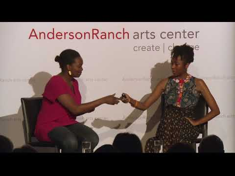 Njideka Akunyili Crosby in conversation with Naomi Beckwith