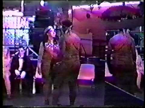 Stage Hypnotist Eddie Thompkins III, (1994-1995) Part 2