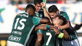 PALMEIRAS 2 - 0 SÃO BERNARDO FC SE Palmeiras x São Bernardo FC Competición: Paulista A1 Fecha: 16 febrero 2017...