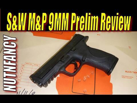 Smith & Wesson M&P9:  High Speed, Low Drag Nine