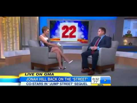 Jonah Hill Talks About 23 Jump Street