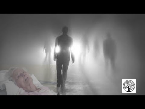 WHY BEFORE DYING DO WE SEE DEAD RELATIVES? THE TRUTH