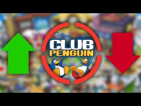 How Club Penguin Entered The Red Ring Of Death - The Rise And Fall