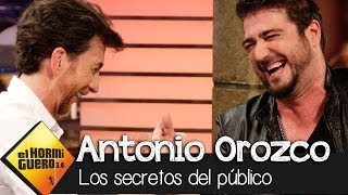 El Hormiguero 3.0 - Desvelando Secretos Del Público Con Antonio Orozco