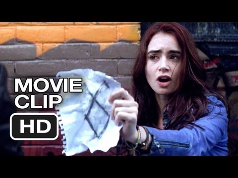 The Mortal Instruments: City of Bones Clip 'Don't Come Home'