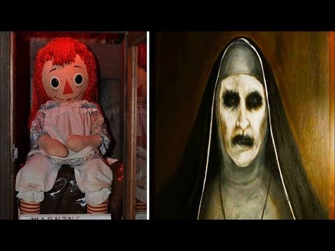 Top 5 Cursed Objects from Warren's Occult Museum | Inside Warren's Occult Museum
