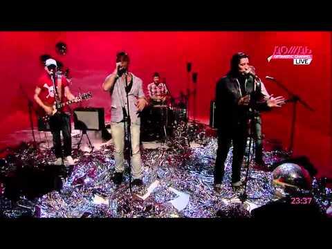 Группа «Градусы» на ДОЖДЕ: живое выступление