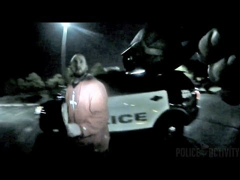 Bodycam Video Shows Man Tackling Police Officer Before Being Shot