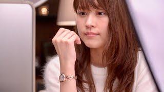 有村架純との楽しいデート!裏側を大公開/wicca CM動画『#見つめていたい』メイキング映像
