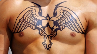 Photoshop Tutorial: How to Create the Look of Realistic Tattoos