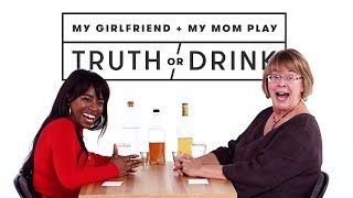 Video My Girlfriend & My Mom Meet for the First Time (Kayla & Janet) | Truth or Drink | Cut MP3, 3GP, MP4, WEBM, AVI, FLV Juli 2019