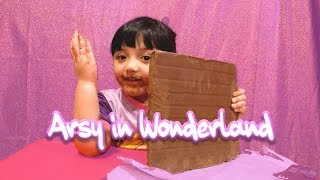 Video UNBOXING COKELAT RAKSASA, QUEEN ARSY LAHAP BANGET!!! MP3, 3GP, MP4, WEBM, AVI, FLV Juni 2019