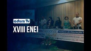 Programa ADURN TV 156 - XVIII ENEI