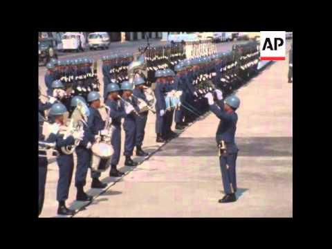 THAILAND: Arrival of Japanese Prime Minister Zenko Suzuki