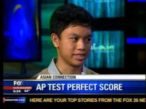 Fox 26-AP Test Perfect Score