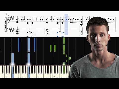 Video NF - Let You Down - Piano Tutorial + SHEETS download in MP3, 3GP, MP4, WEBM, AVI, FLV January 2017