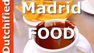 Madrid Spain  city photos : Spanish Food - Madrid Street Food