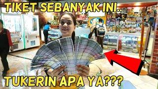 Video HADIAH SUPER KEREN DARI JACKPOT MESIN TIKET!! KIRA-KIRA APA YA HADIAHNYA... MP3, 3GP, MP4, WEBM, AVI, FLV Januari 2019