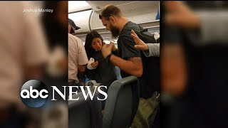 Video 2 families outraged after incident with service dog on flight MP3, 3GP, MP4, WEBM, AVI, FLV November 2018