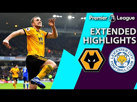 Video: Wolves v. Leicester City | PREMIER LEAGUE EXTENDED HIGHLIGHTS | 1/19/19 | NBC Sports