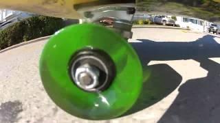 Ojiii's Hot Juice Mini Skateboard Wheels 2014
