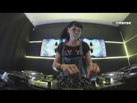 Live @ Radio Intense 23.07.2014 - Francheska (видео)