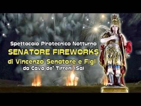 ADELFIA (Ba) - SAN TRIFONE 2016 - SENATORE FIREWORKS da Cava de' Tirreni (Sa) - Notturno