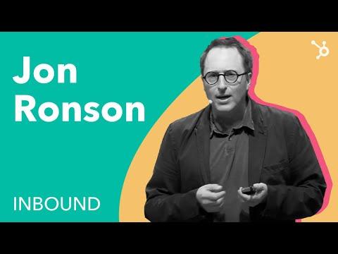 Jon Ronson Spotlight