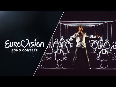 Måns Zelmerlöw - Heroes (Sweden) - LIVE at Eurovision 2015: Semi-Final 2 (видео)