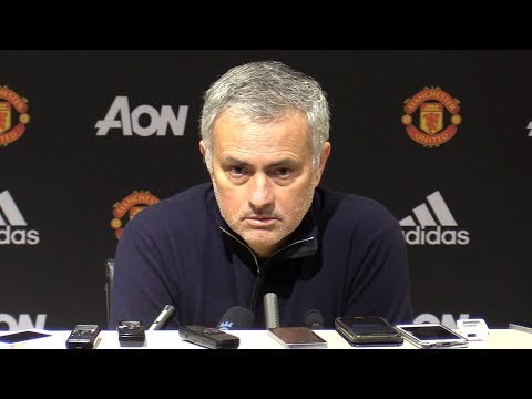 Manchester United 0-0 Southampton - Jose Mourinho Post Match Press Conference - Premier League (видео)