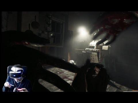 Kitchen VR (Resident Evil 7) игра которая заставит наделать в штаны (Playstation VR)