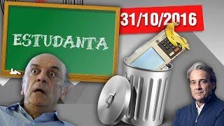 SE INSCREVE AÍ NESSA BAGAÇA http://bit.ly/2dlmOXn TORNE-SE MEU PATRÃO ;-) http://www.patreon.com/CanalDoOtario DOAÇÕES http://www.canaldootario.com.br/doacoe...