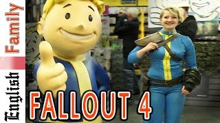 Hinckley United Kingdom  city photo : Fallout 4 midnight release at Game store in Hinckley UK